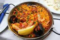 Nationalgericht Paella