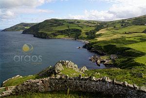 Nord Irland Küste