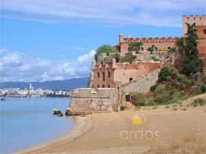 Castelo de Ferragudo in Portugal