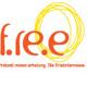 f.re.e - freizeit.reisen.erholung Logo
