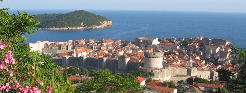 Flottille Segeln Segelurlaub Yachturlaub Fun Mittelmeer Korcula Dubrovnik Kroatien © sunsail