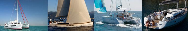 Yachtcharter Segeltörn Segelurlaub Yachturlaub Oneway Mittelmeer Montenegro Türkei Yachtmodelle Sun Odyssey Catana Lagoon © Jeanneau Yachts, Lagoon Catamarans, Poncin