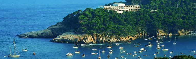 Flottille Segeln Segelurlaub Yachturlaub Fun Mittelmeer Costa Brava Spanien © Turespana