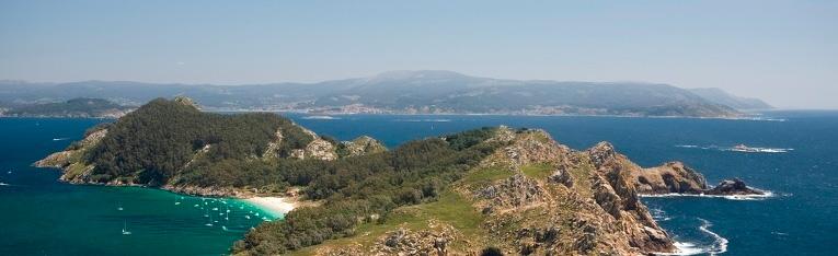 Neu Segelrevier Spanien Atlantik Atlantikküste Galicien Segeln Segelurlaub Yachturlaub Vigo Yachtcharter Chartersegeln Charterurlaub Urlaub © Turespana