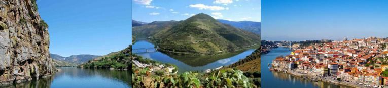 Yachturlaub auf Fluss Douro ab Porto Portugal © Feeldouro