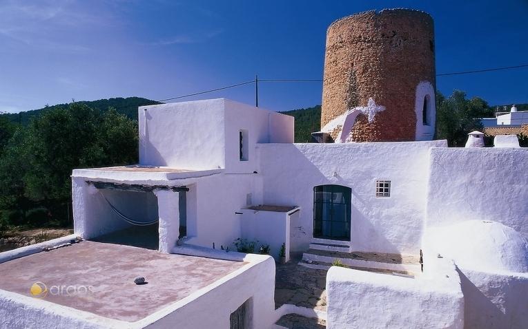 Historische Architektur in Balàfia