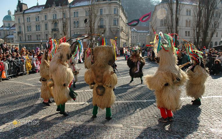 Karneval in Ljubljana
