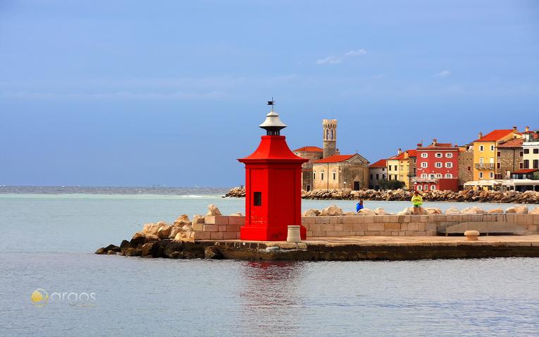 Leuchtturm von Piran