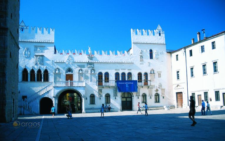 Prätorenpalast in Koper
