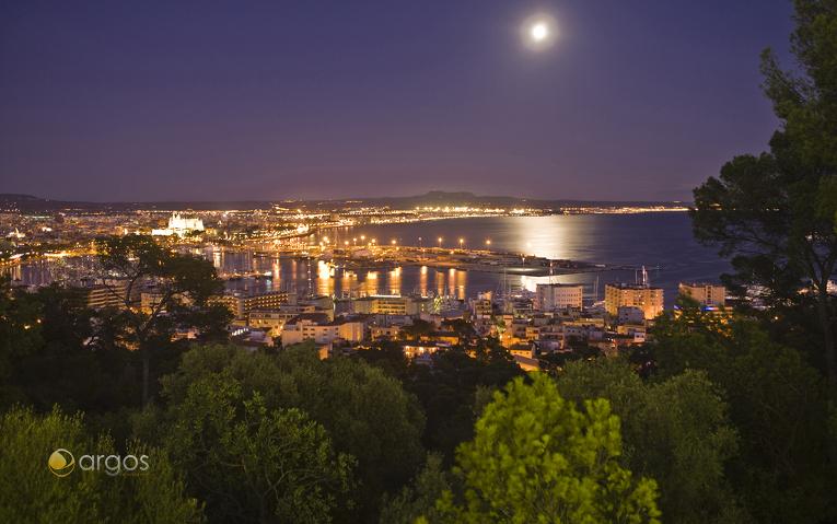 Bucht von Palma de Mallorca