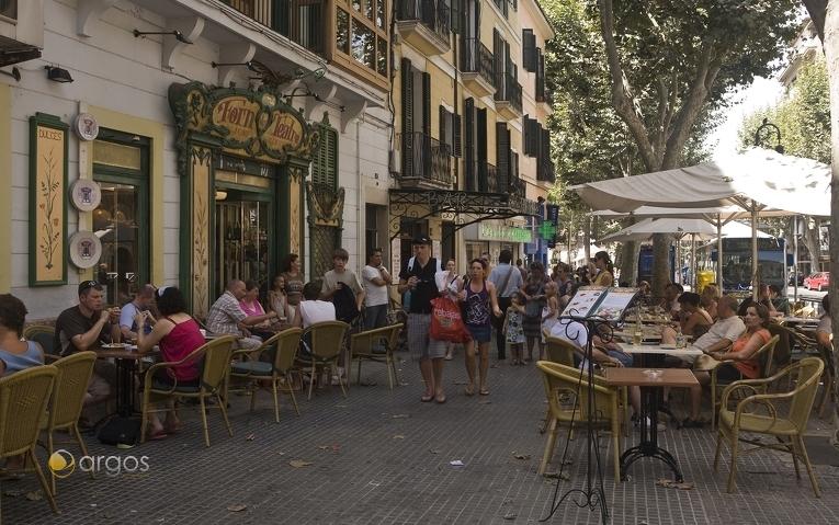 Café Forn de Teatre in Palma de Mallorca