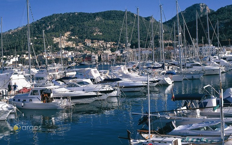 Yachthafen von Andratx