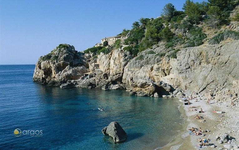 Bucht von Deià