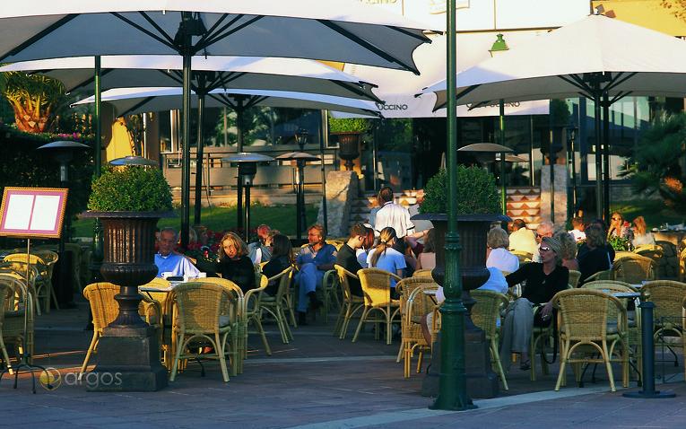 Café in Puerto Portals