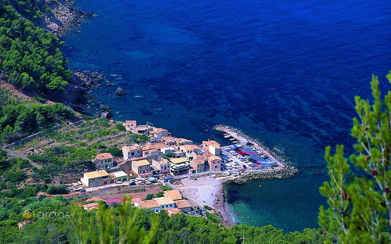 Hafen von Valldemossa