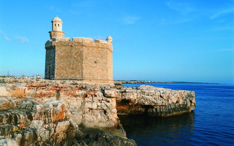 Wehrturm San Nicolás in Ciutadella