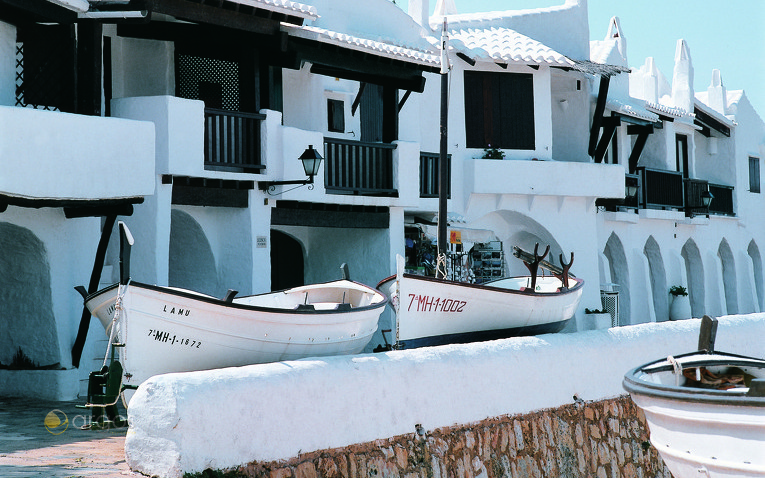 Häuser in Binibèquer