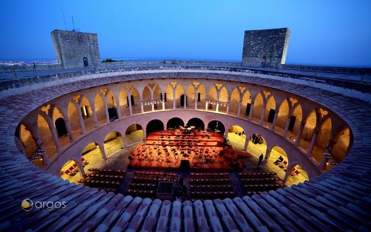 Burg Bellver in Palma de Mallorca