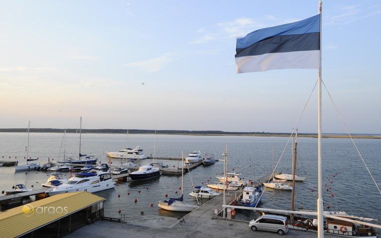 Westmer Marina in Haapsalu