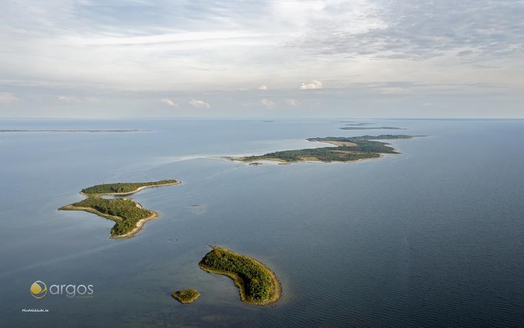Moonsund Inseln