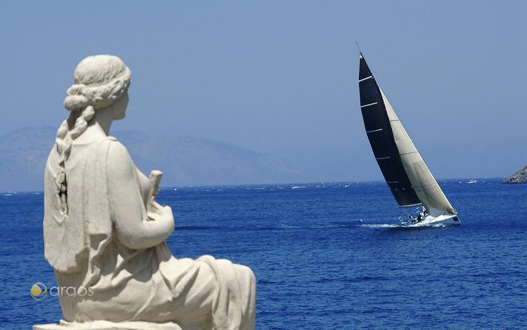 Insel Amorgos