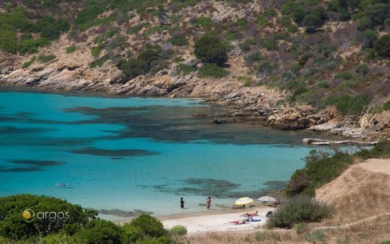 Strand von Cala Sabina