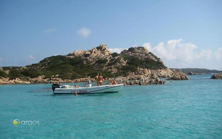 La Maddalena in der Region Gallura