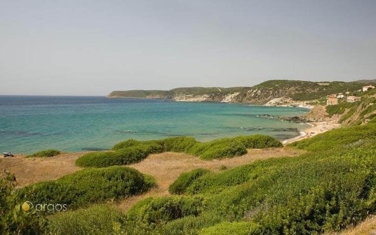 Costa Verde im Südwesten Sardiniens