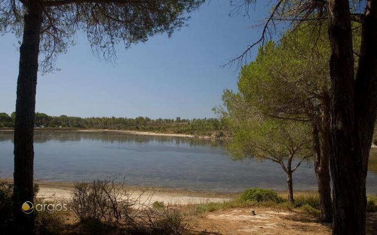 Naturpark von Biderosa bei Orosei