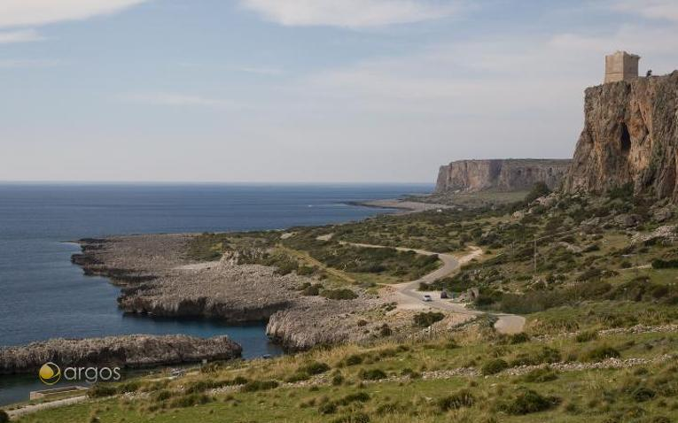 Küste vor San Vito Lo Capo