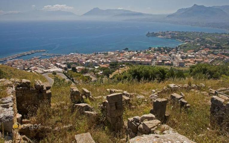 Archäologischen Funde in Solunto