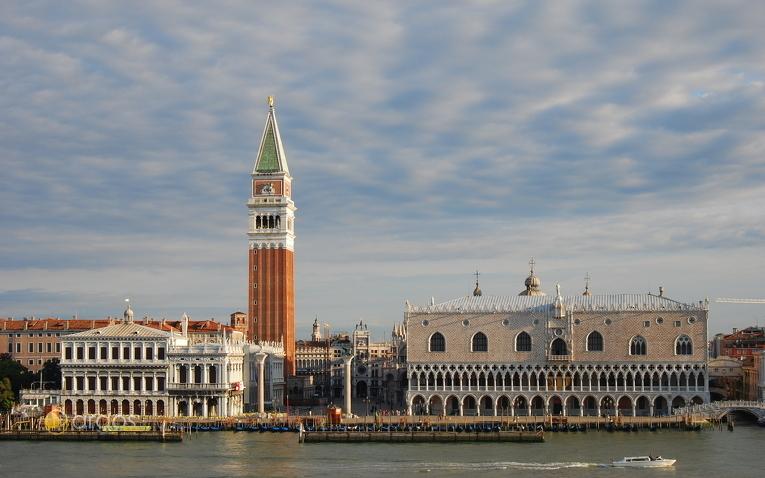 Piazza San Marco in Venedig