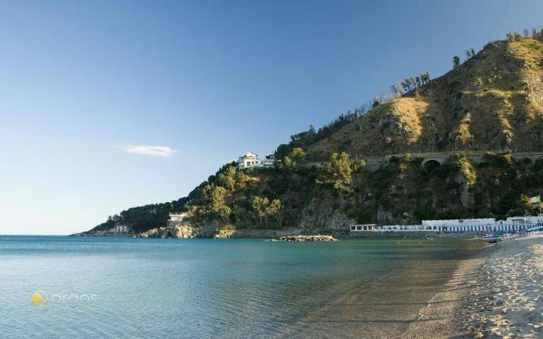 Strand von Copanello