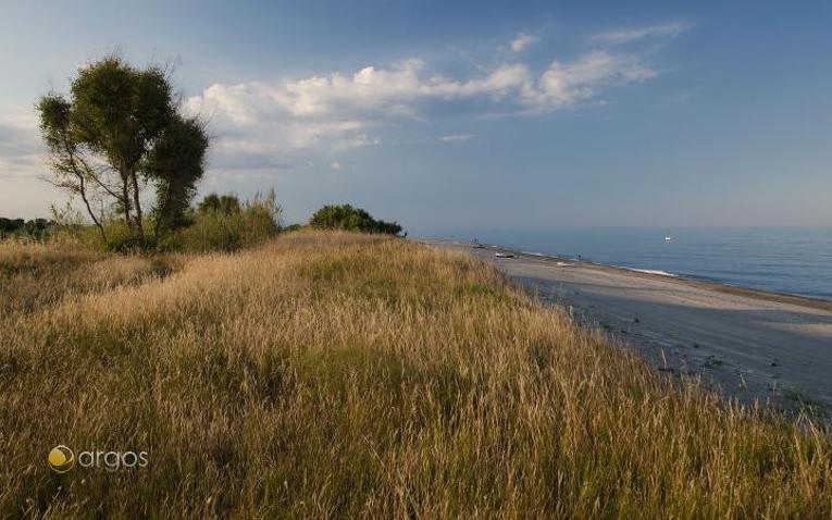 Strand von Monasterace