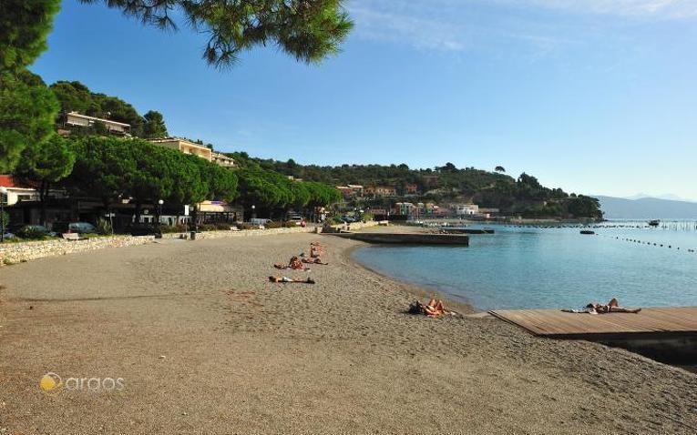 Strand von Portovenere - Cinque Terre