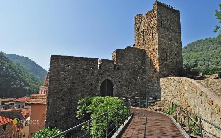 Burg Doria in Imperia