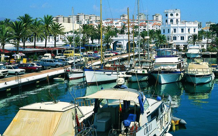 Hafen von Estepona