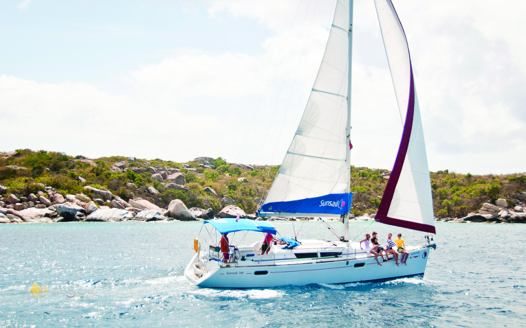 Segeln auf den British Virgin Islands