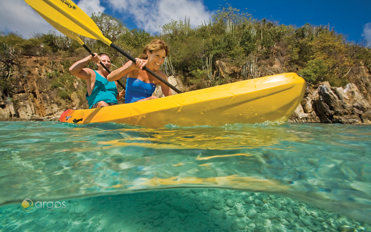 Wassersport auf den British Virgin Islands
