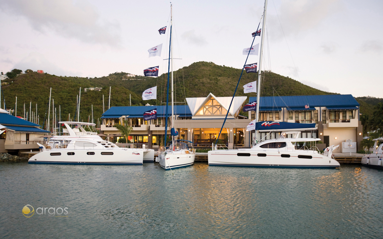 The Moorings Basis in Tortola