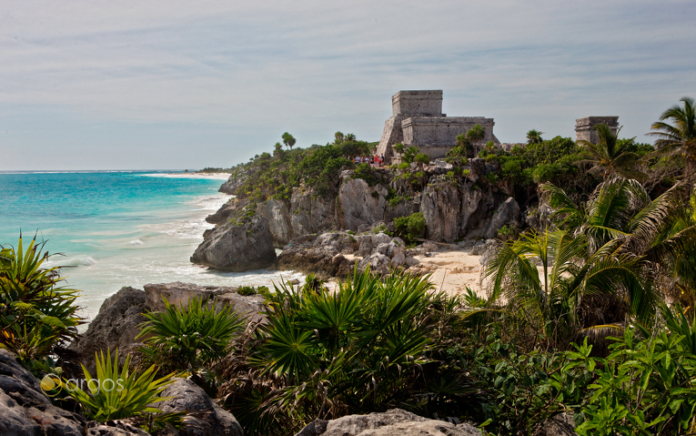 Tulum an der Baja California