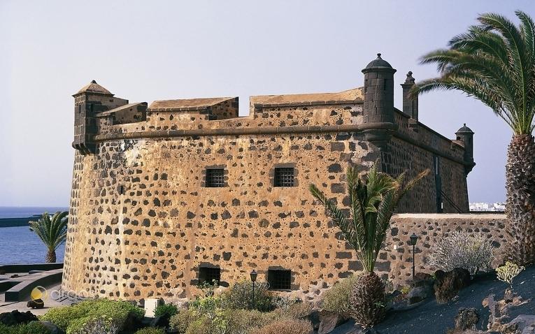 Festung San José in Arrecife