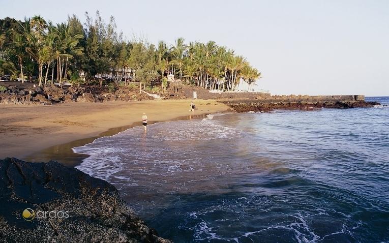 Playa Fariones in Puerto del Carmen