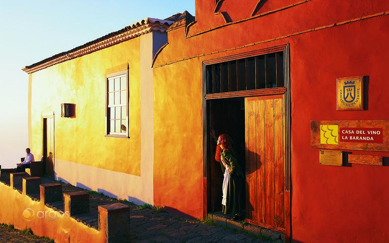 Weinmuseum in El Sauzal