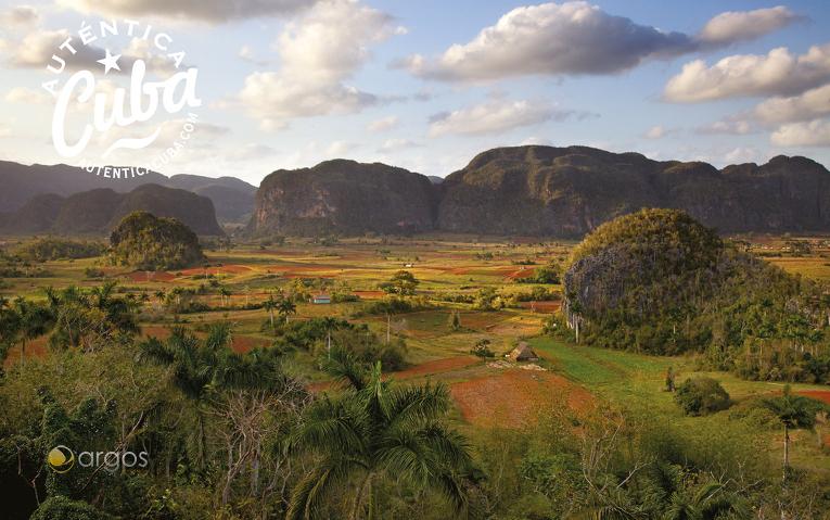 Traumhafte Landschaft des Vinales-Tal