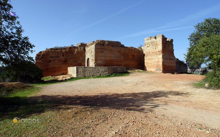 Schloss von Paderne in Albufeira