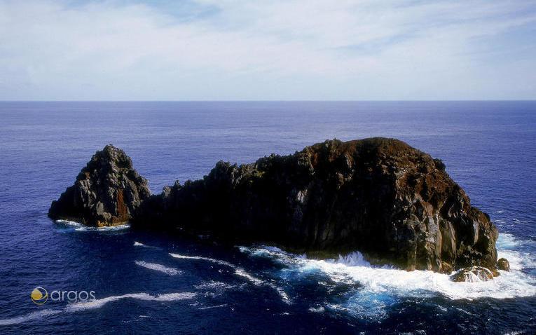 Landschaft von Graciosa Island
