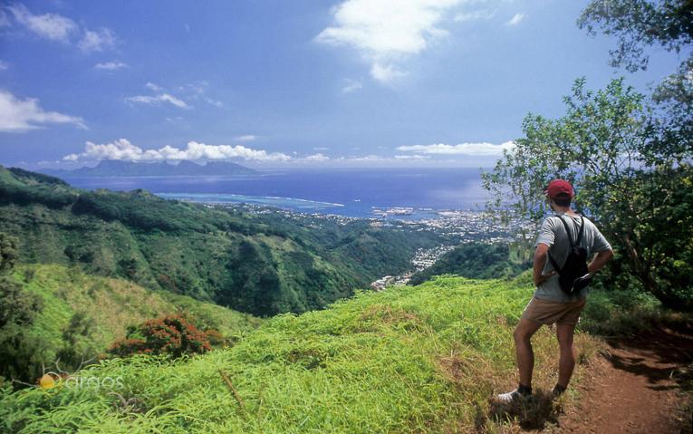 Urlaub auf Tahiti