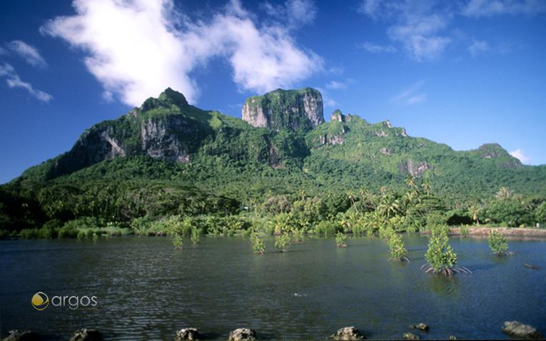 Foto von Polynesien / Südsee