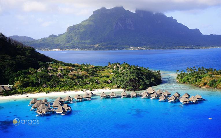 Urlaubsparadies Bora Bora